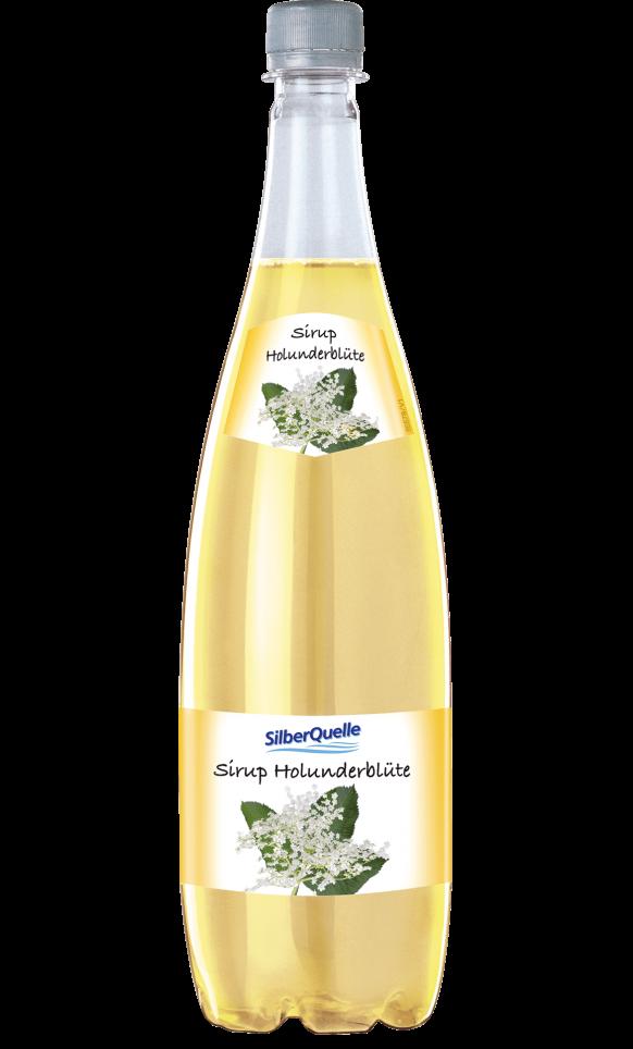 Sirup <br> Holunderblüte