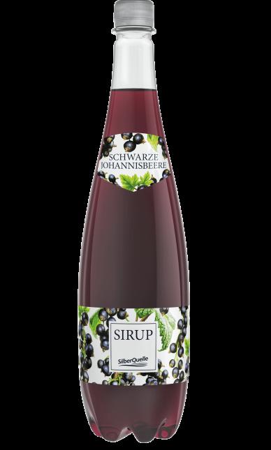 Sirup <br> Schwarze Johannisbeere