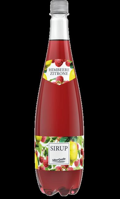 Sirup <br> Himbeer-Zitrone