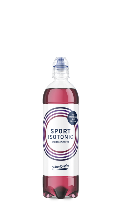 Sport Isotonic Johannisbeere